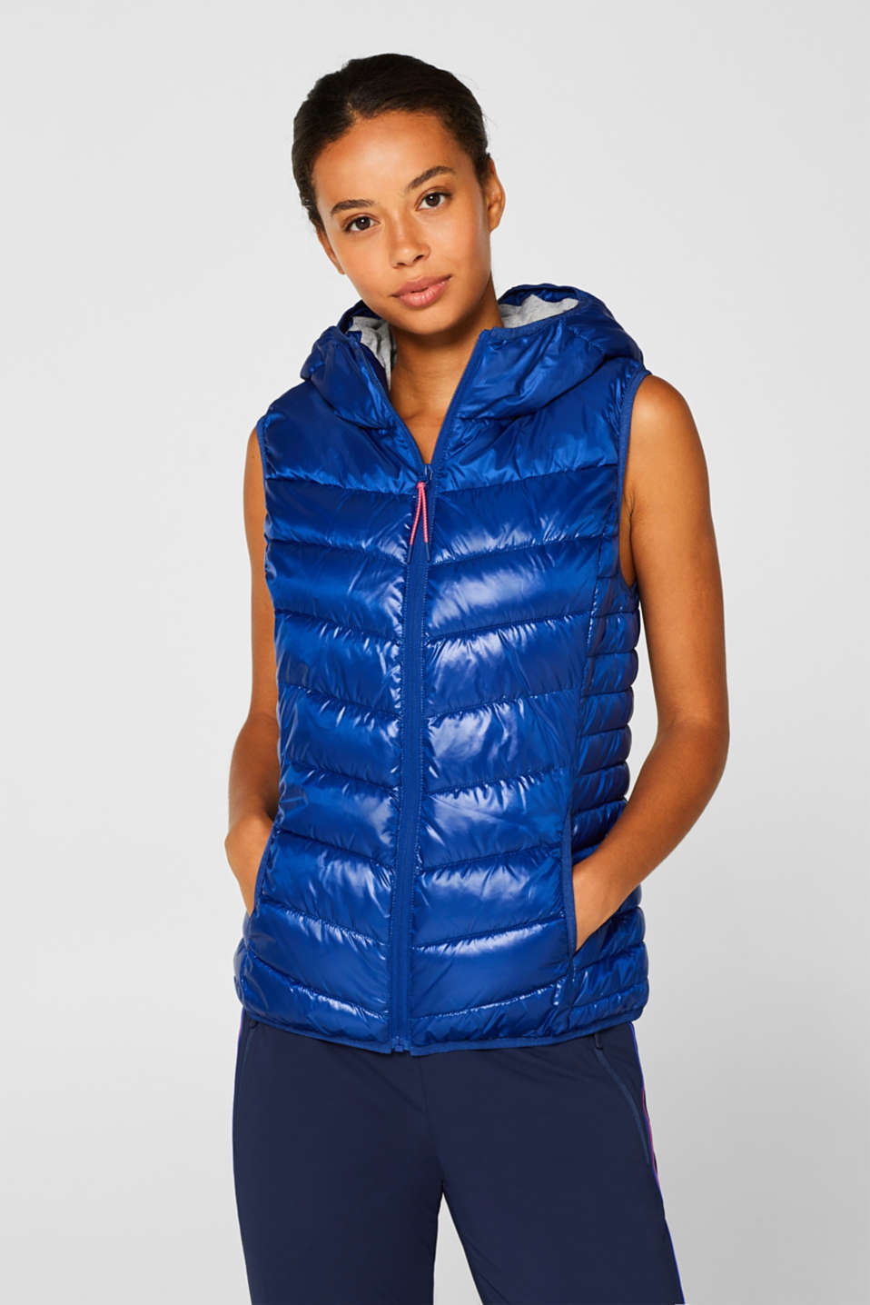Body warmer with 3M™ Thinsulate™ filling, BRIGHT BLUE, detail image number 5