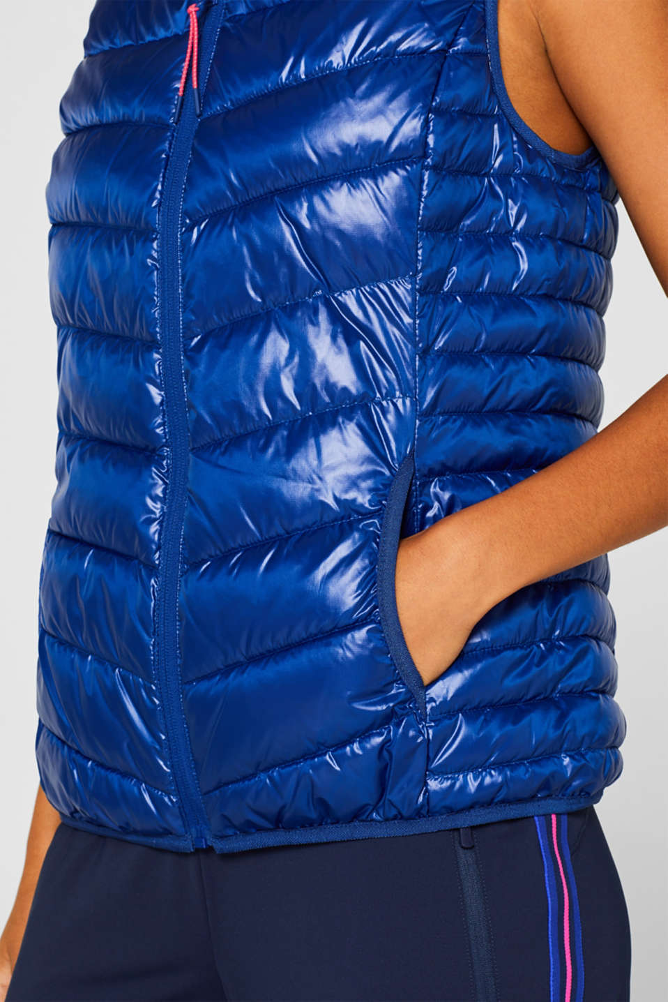 Body warmer with 3M™ Thinsulate™ filling, BRIGHT BLUE, detail image number 2
