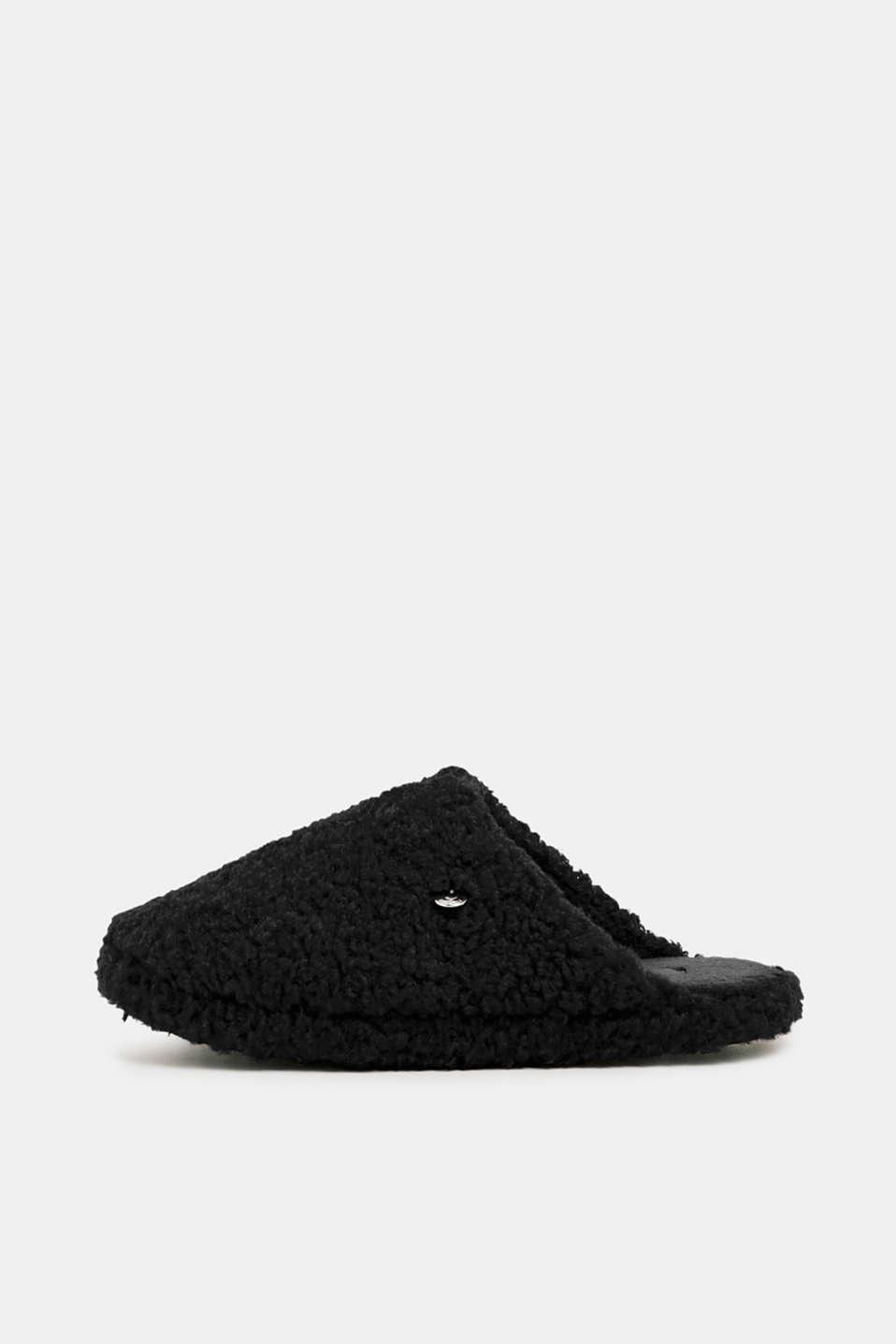 Various Shoes textile, BLACK, detail image number 0
