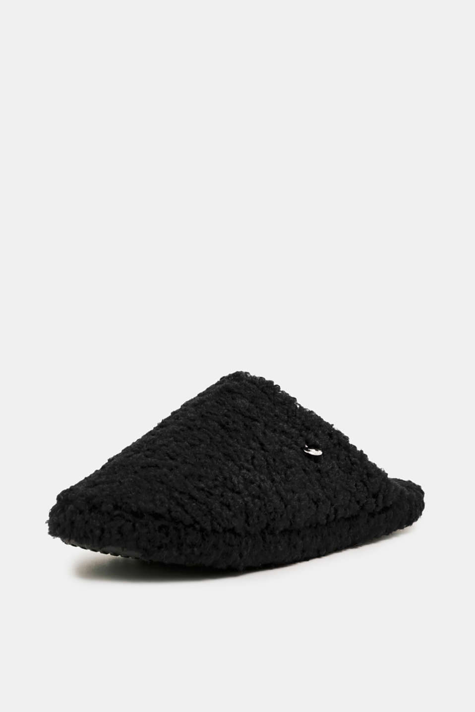 Various Shoes textile, BLACK, detail image number 2