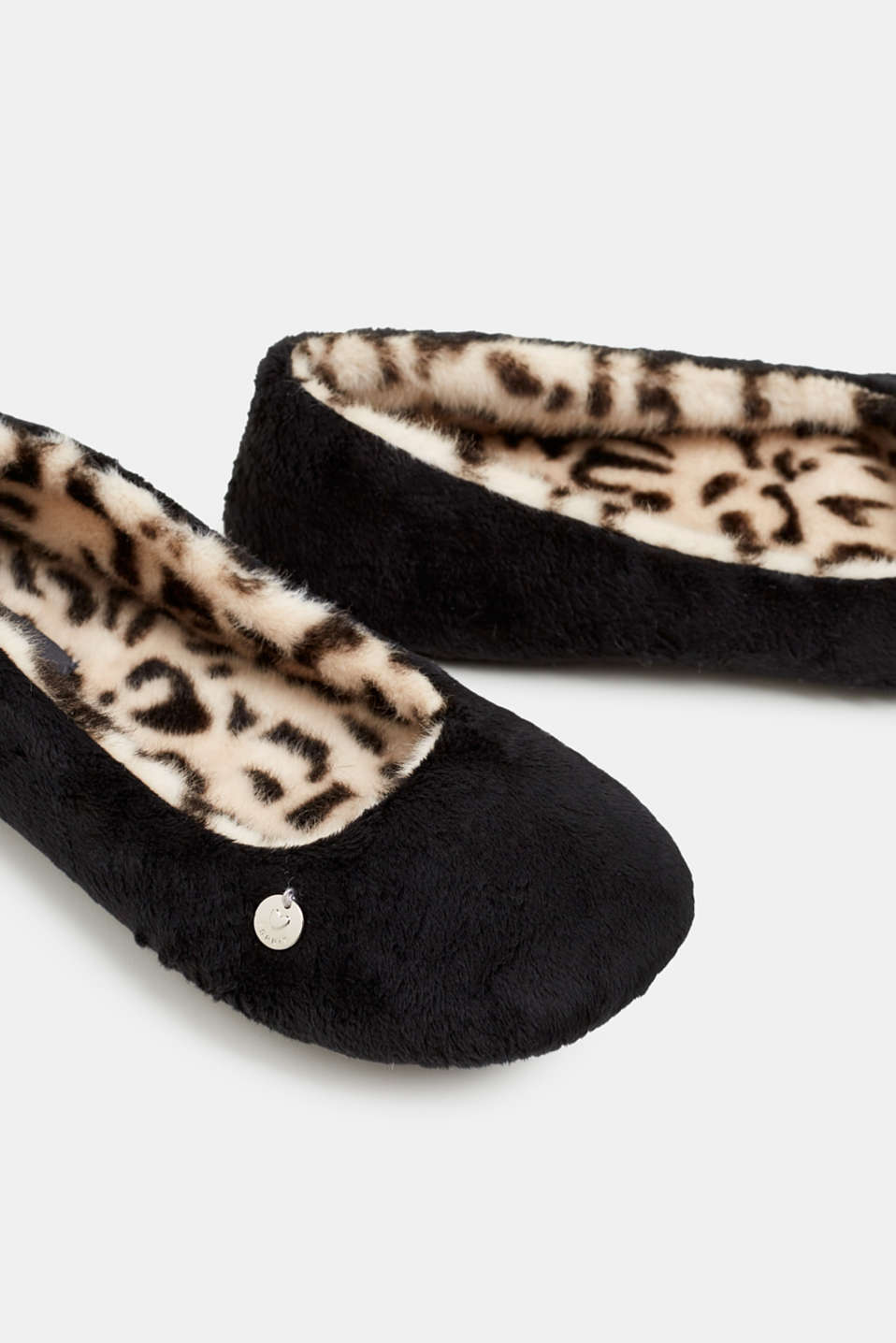 Various Shoes textile, BLACK, detail image number 4