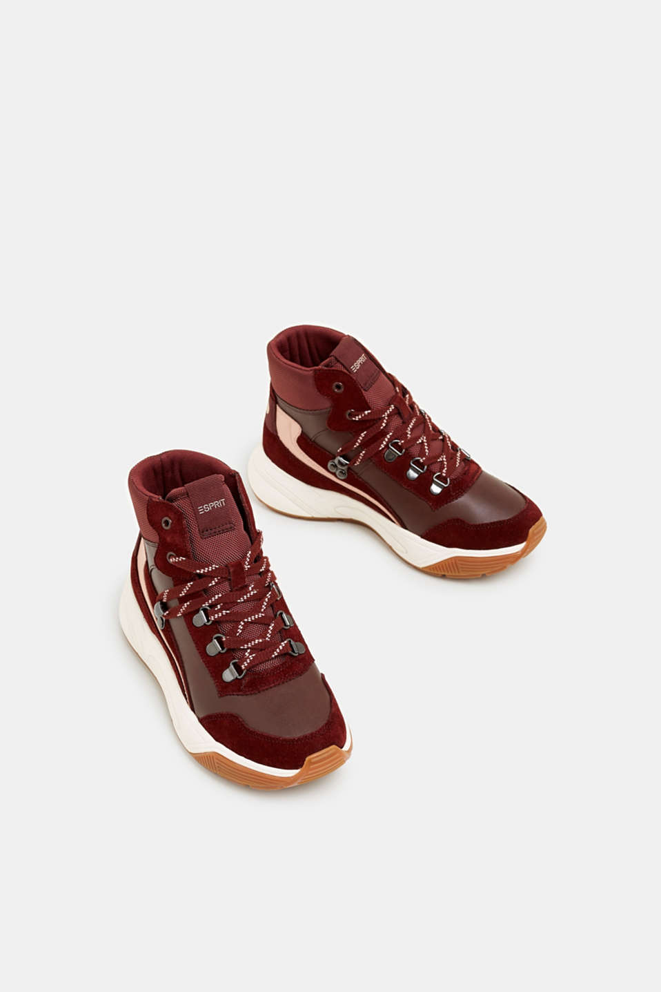 Casual Shoes leather, BROWN, detail image number 1