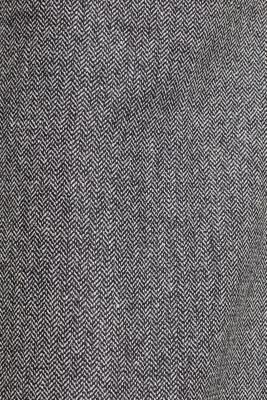 Wool blend: FISCHGRAT Mix + Match stretch trousers
