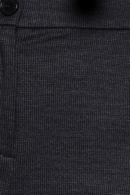 MINI CHECK Mix + Match stretch trousers