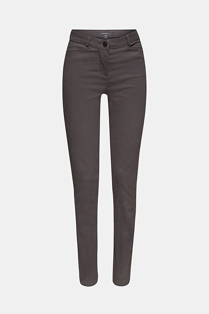 Softe High-Waist-Hose mit Stretch