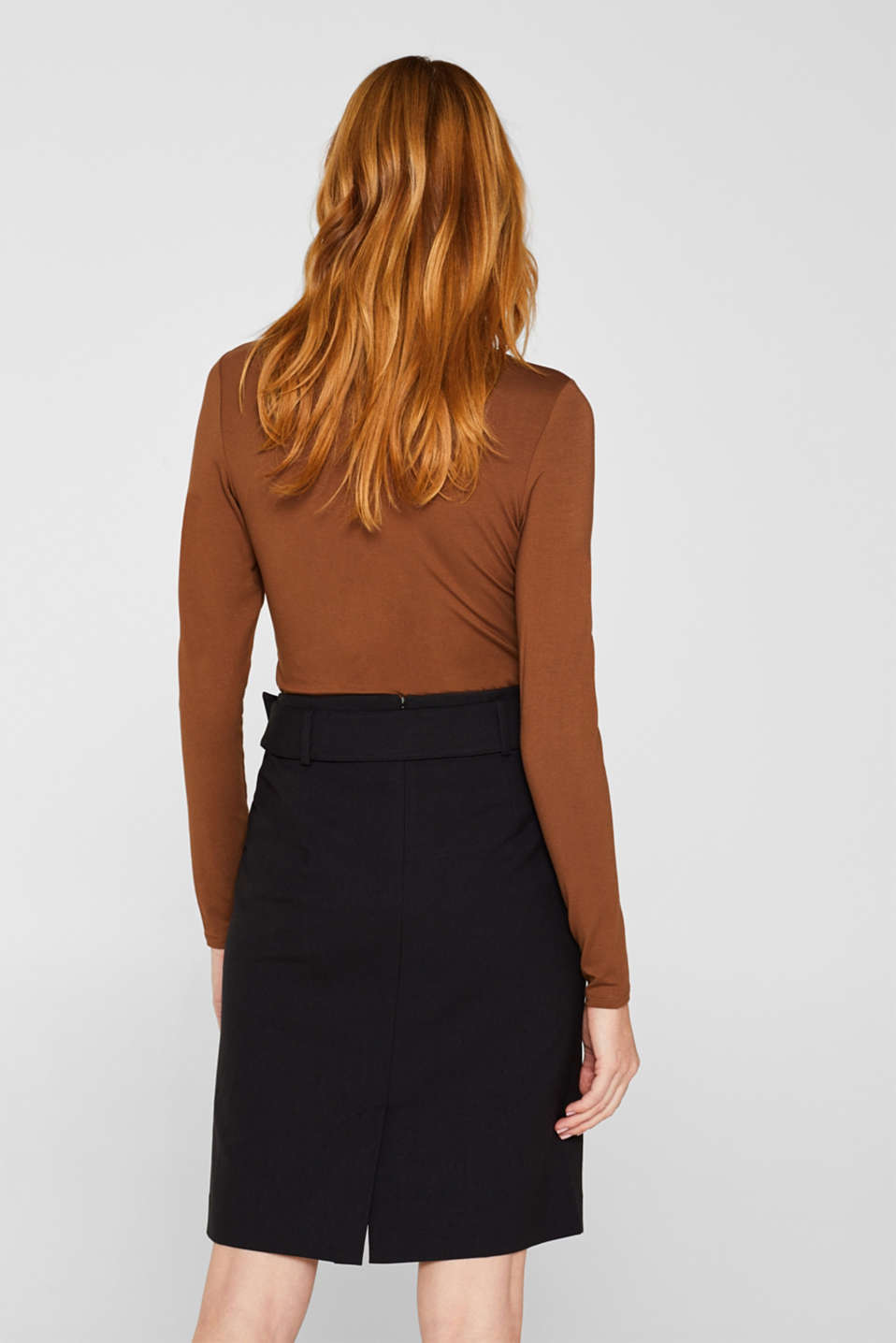 Fashion Skirt, BLACK, detail image number 3
