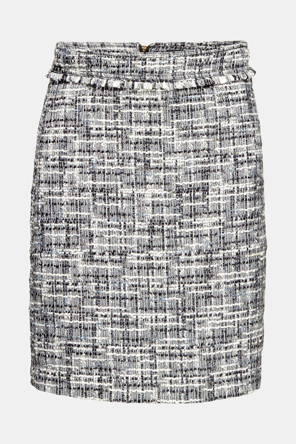 Skirts woven, BLACK, detail image number 6