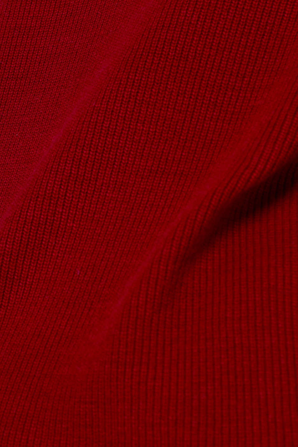 Dresses flat knitted, DARK RED, detail image number 5