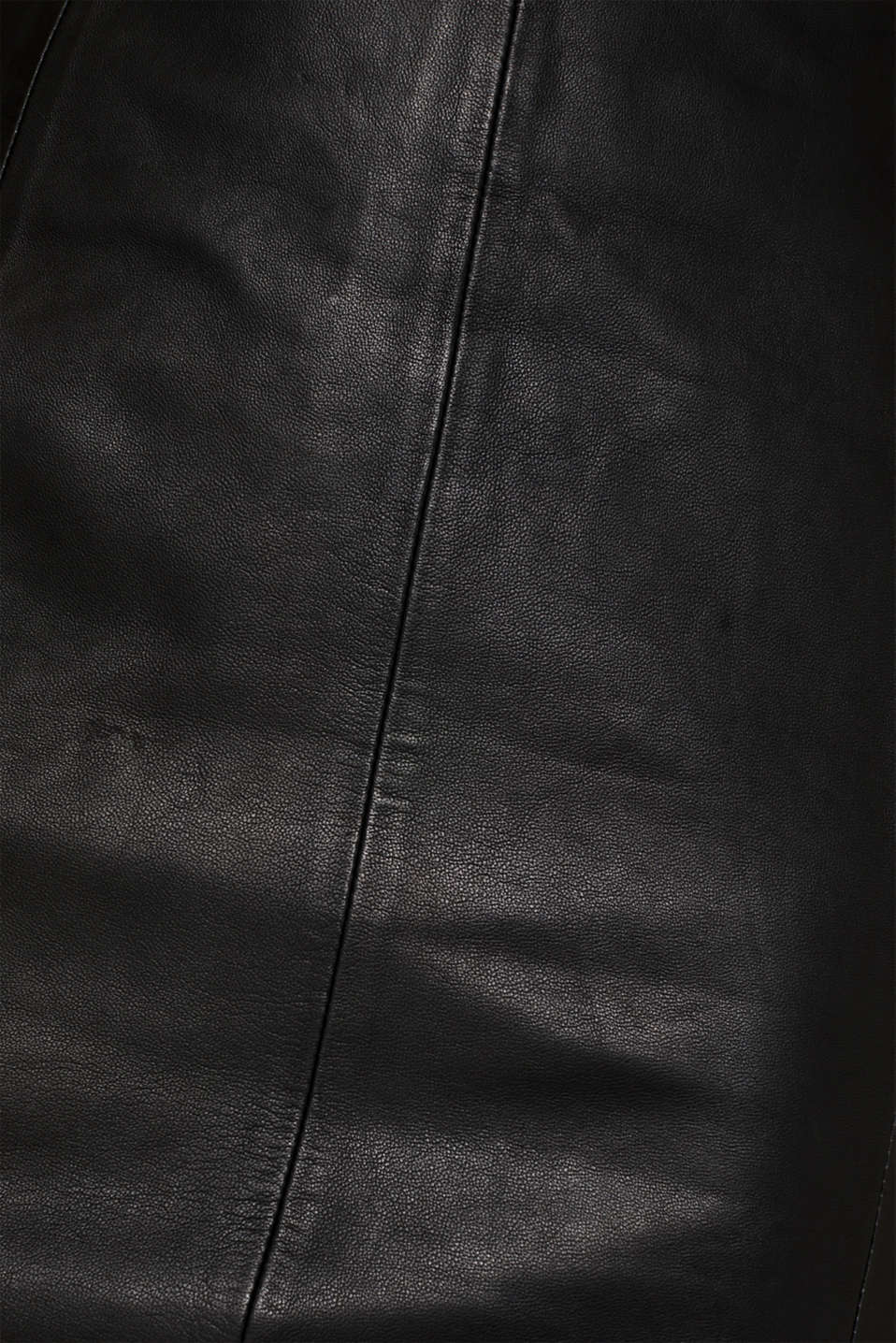 Dresses leather, BLACK, detail image number 4