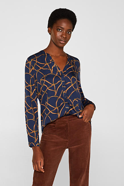 magasin acheter pas cher style à la mode Esprit : Chemisiers & blouses femme | ESPRIT