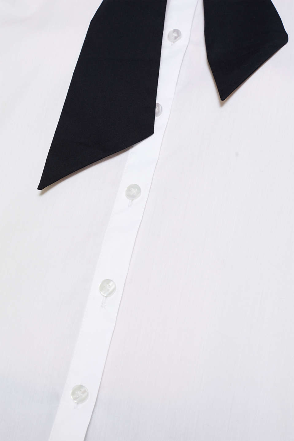 Blouses woven, WHITE, detail image number 4