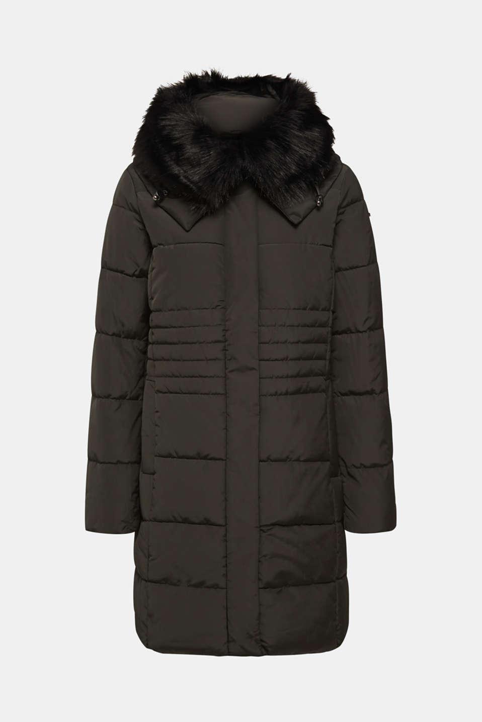 Coats woven, BOTTLE GREEN, detail image number 6