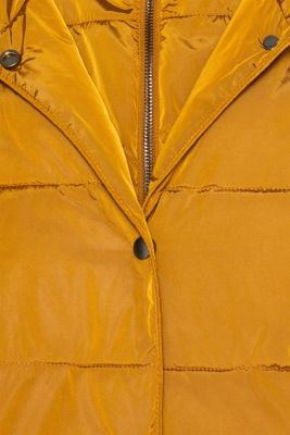Quilted coat with 3M™ Thinsulate™ technology
