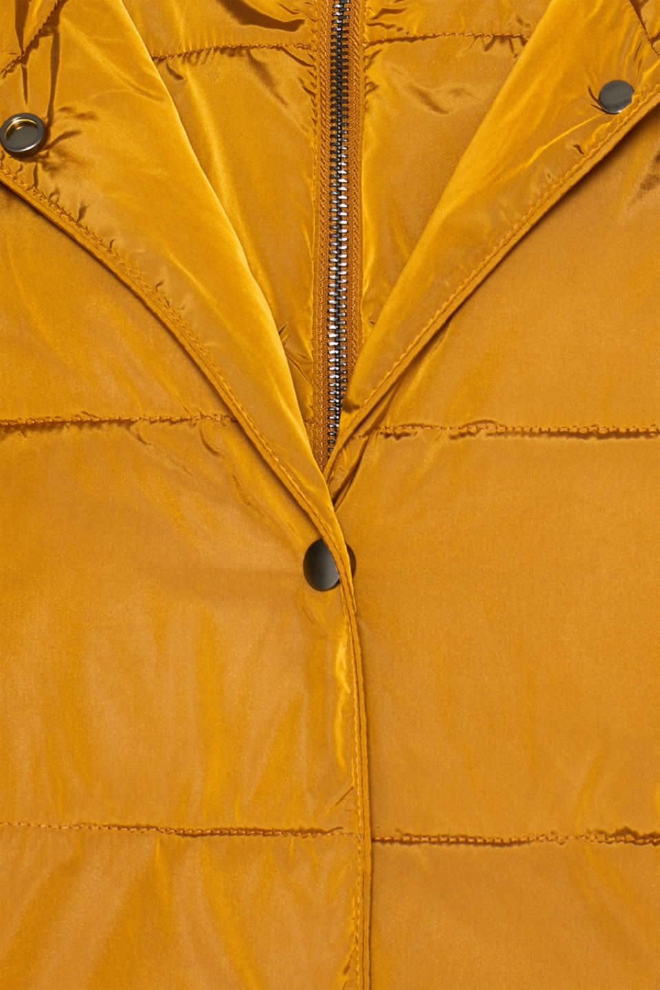 Coats woven, AMBER YELLOW, detail image number 4
