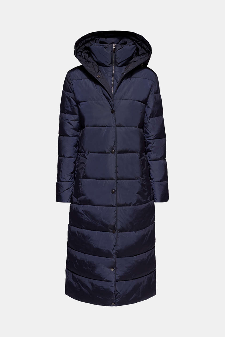 Quilted coat with 3M™ Thinsulate™ technology, NAVY, detail image number 5