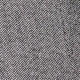 Wool blend: stretch blazer with a herringbone pattern, BLACK, swatch