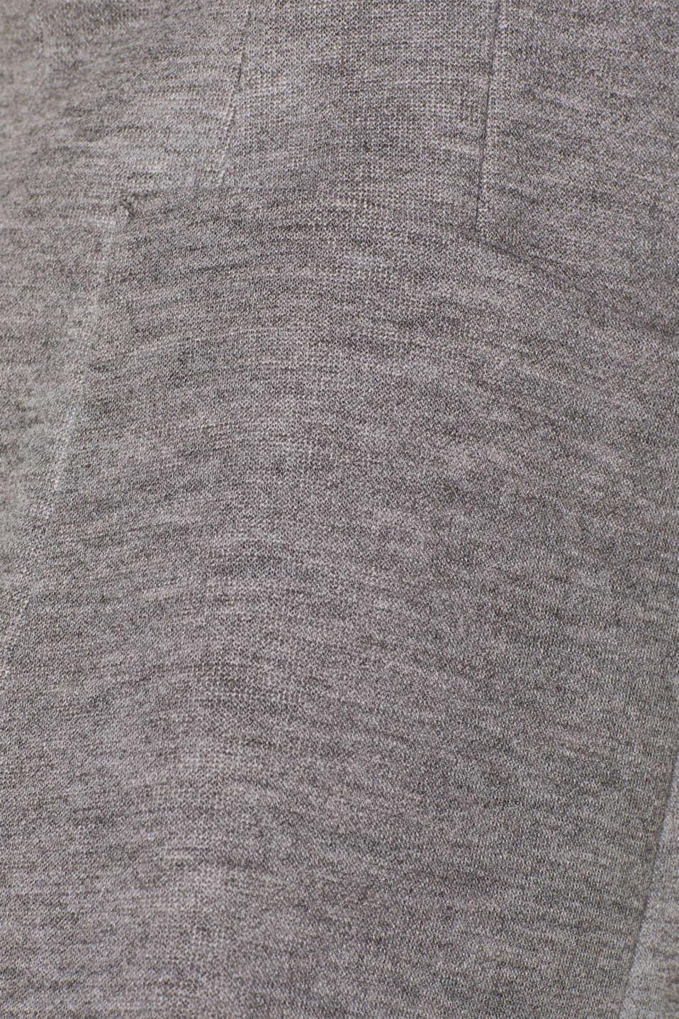 Blazers woven, GUNMETAL, detail image number 4