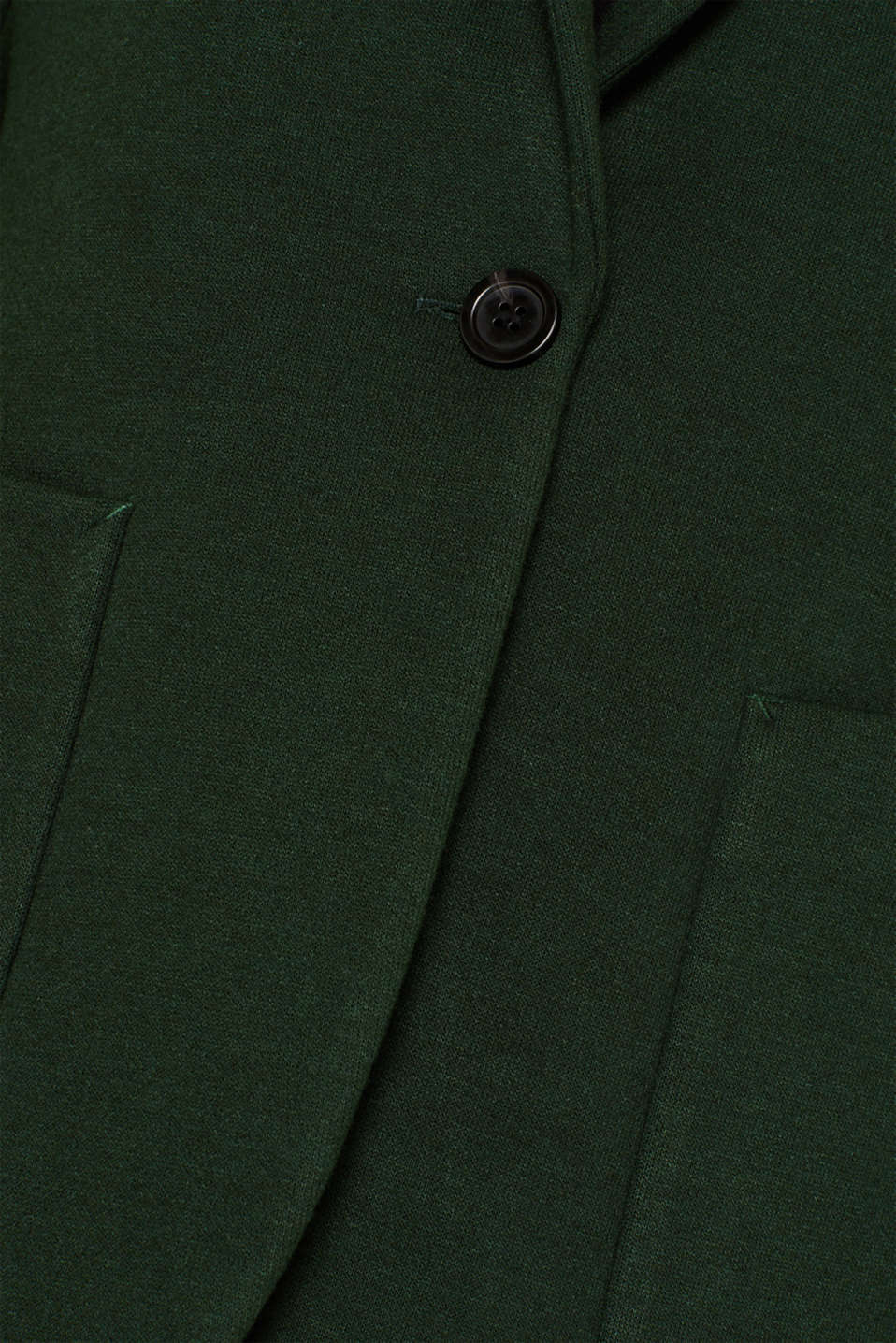 Blazers woven, BOTTLE GREEN, detail image number 4