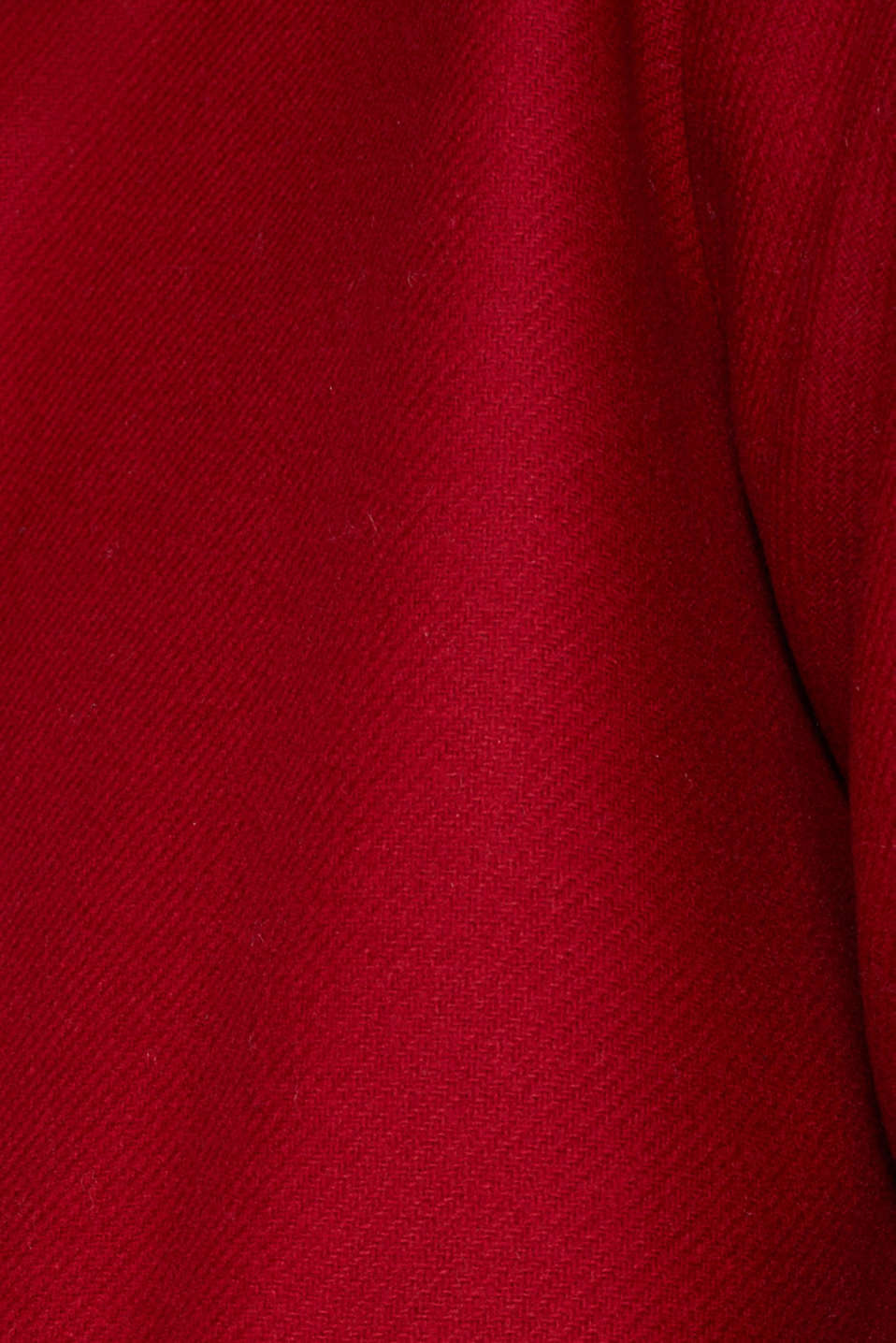 Made of blended wool: Coat with a stand-up collar, DARK RED, detail image number 4