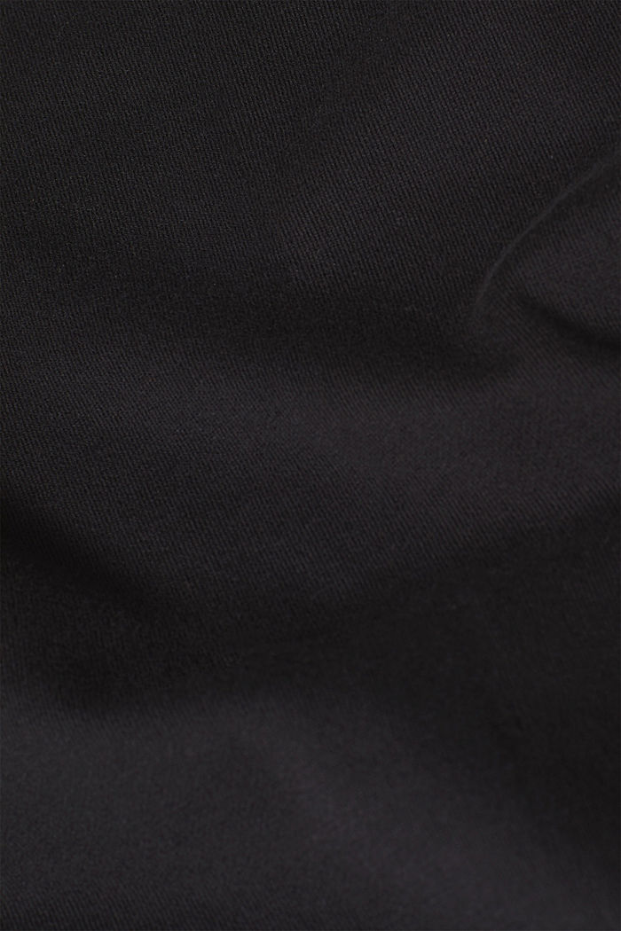 Stretch jumper with batwing sleeves, BLACK, detail image number 4