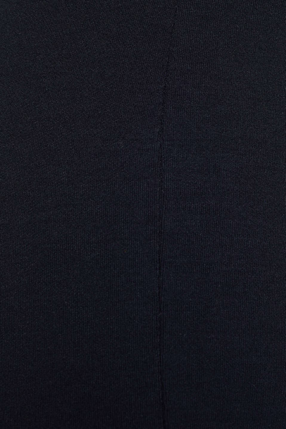 Soft jersey stretch trousers with TENCEL™, NAVY, detail image number 3