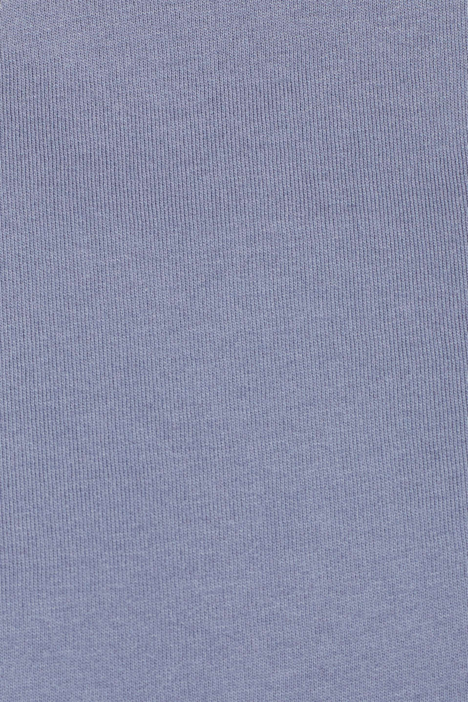 Jersey trousers with ribbed cuffs, GREY BLUE, detail image number 4