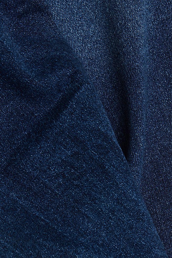 Organic Cotton Jeans mit LENZING™ ECOVERO™, BLUE DARK WASHED, detail image number 4