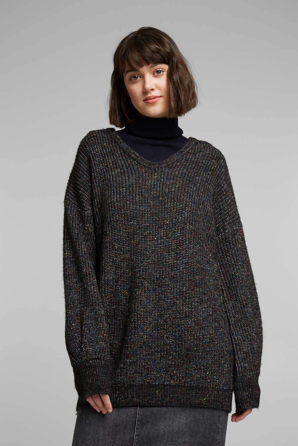 edc - oversized sweater