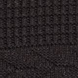 Textured jumper in blended cotton, ANTHRACITE, swatch