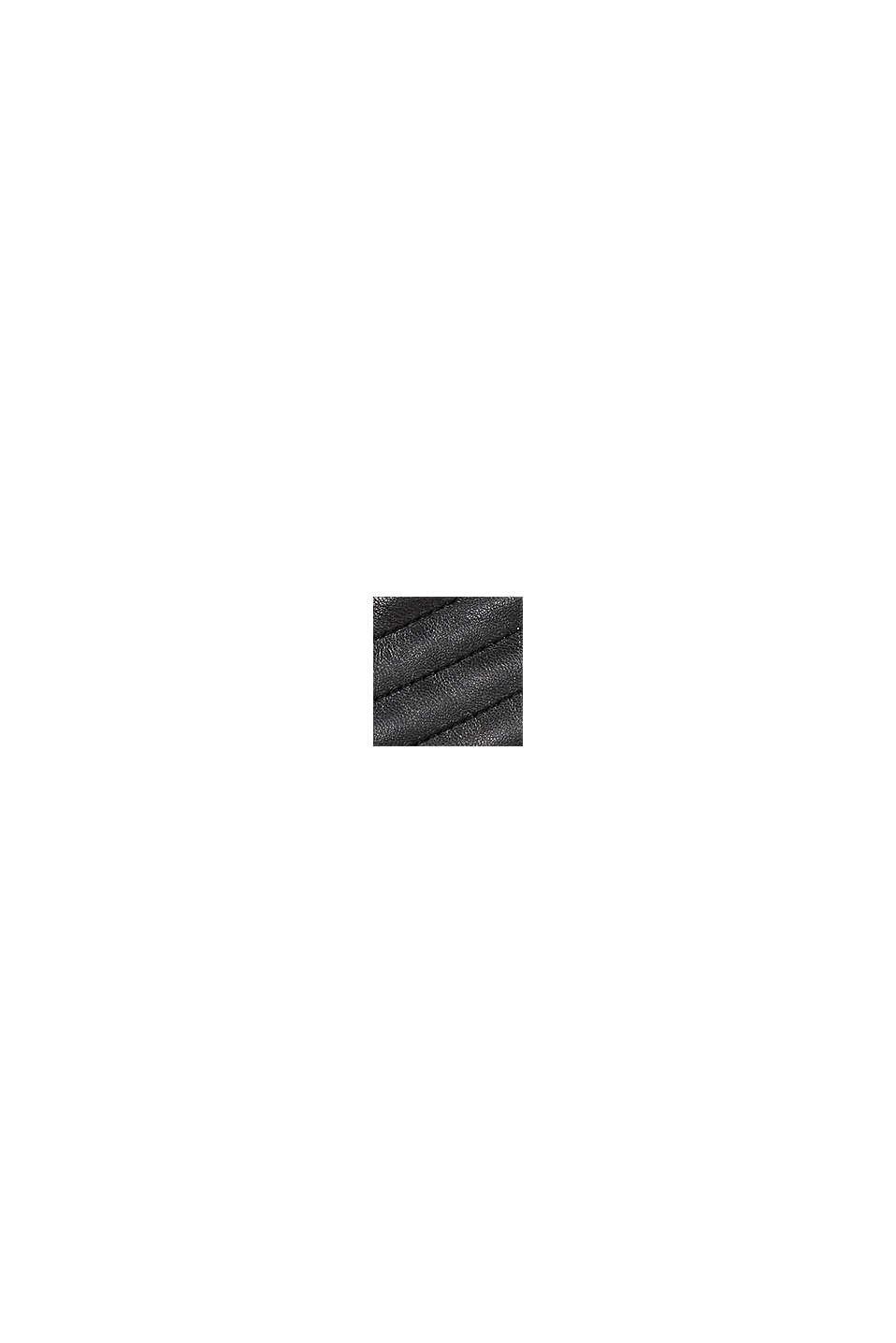 Tikkipintainen tasku, BLACK, swatch