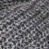 Containing wool and alpaca: Snood, GUNMETAL, swatch