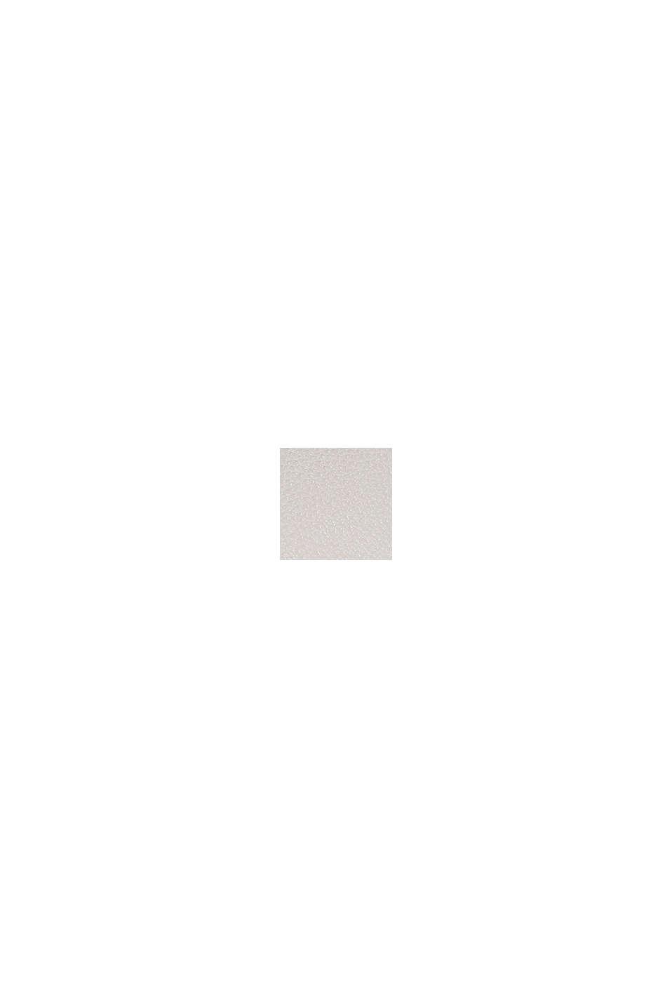 Sac pour smartphone en similicuir orné d´un monogramme, LIGHT GREY, swatch