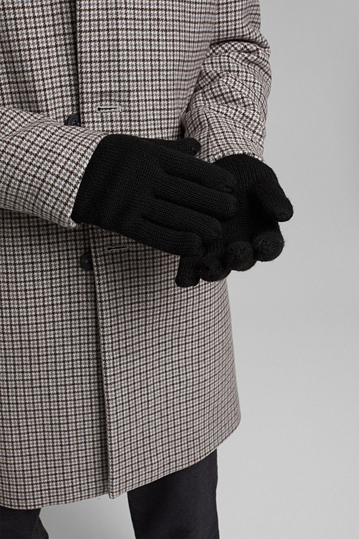 Gloves with 3M™ Thinsulate™ padding