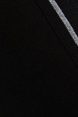 CURVY treggings with LENZING™ ECOVERO™, BLACK, detail