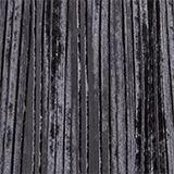 Plissee-Rock in Samt-Optik, GUNMETAL, swatch