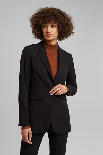 Fitted party blazer