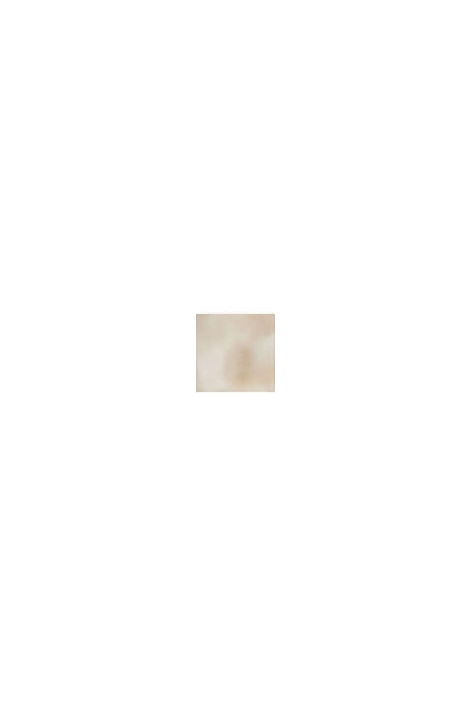 Z wełną i alpaką: sweter w ażurowy wzór pointelle, MAUVE, swatch