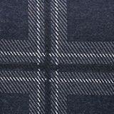 Recycelt: Flanellshirt mit Karo-Muster, GUNMETAL, swatch
