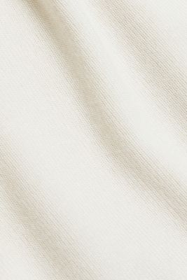 Long sleeve top with LENZING™ ECOVERO™, CREAM BEIGE 5, detail