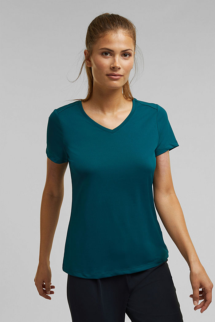 Active Shirt mit E-DRY