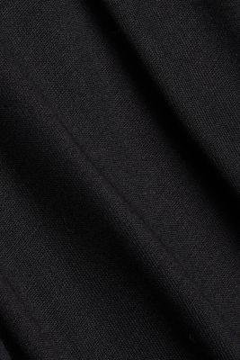 T-shirt made of 100% LENZING™ ECOVERO™, BLACK, detail