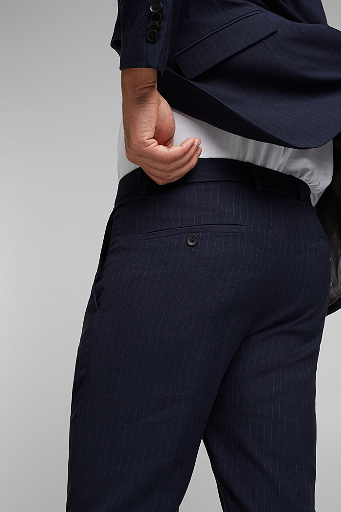 PINSTRIPE Mix + Match: Hose, DARK BLUE, detail image number 6