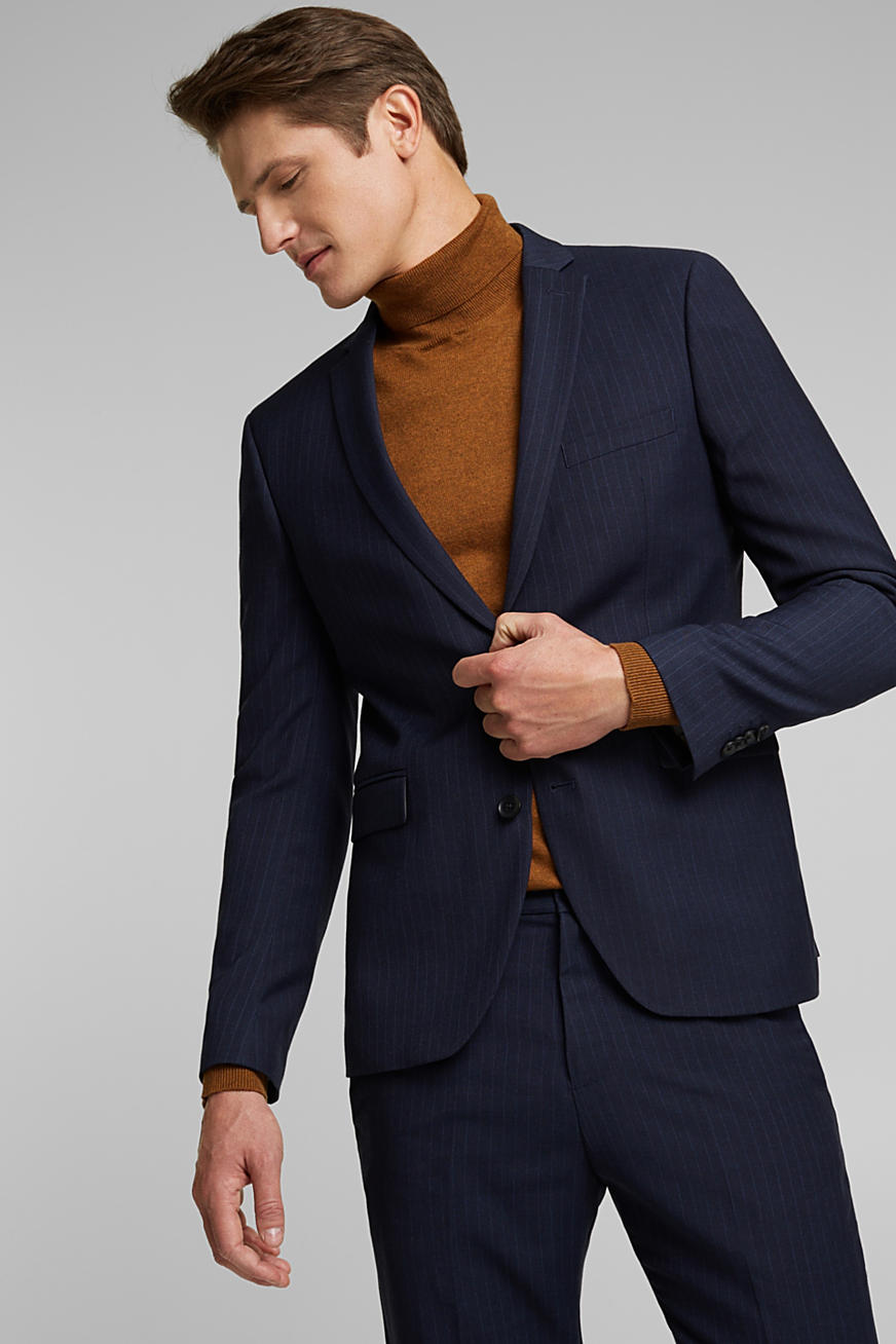 PINSTRIPE mix + match: colbert