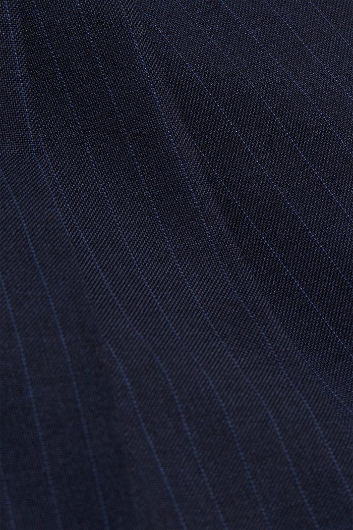 PINSTRIPE Mix + Match: sports jacket, DARK BLUE, detail image number 5