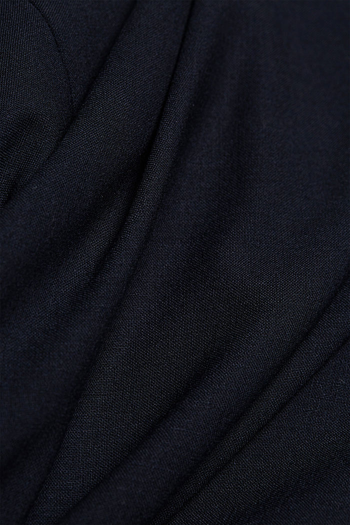 ACTIVE JOGG SUIT dinner jacket made of blended wool, DARK BLUE, detail image number 4