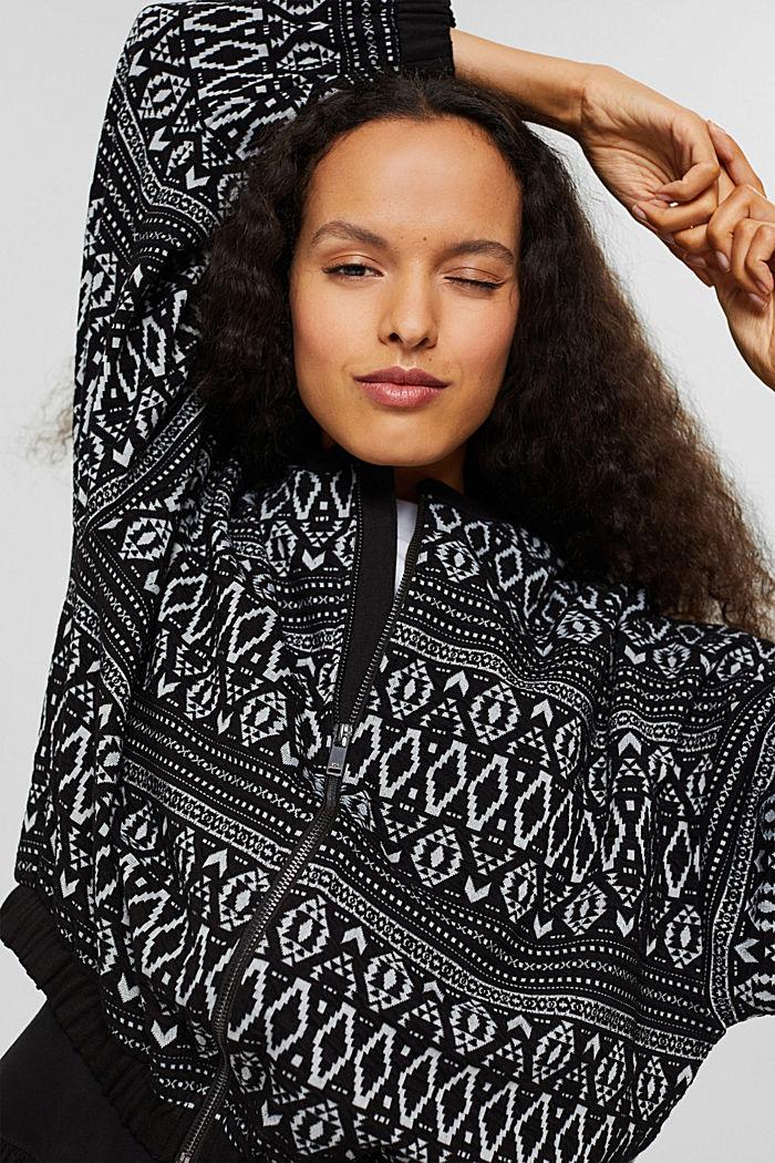 Sweatshirts cardigan