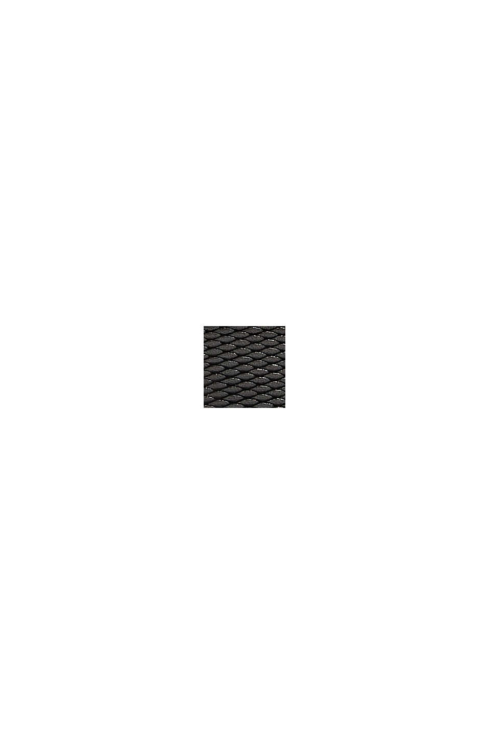 Belts leather, BLACK, swatch