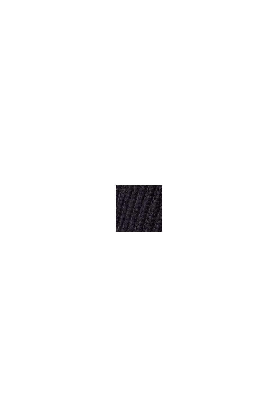 Sweaters cardigan, BLACK, swatch