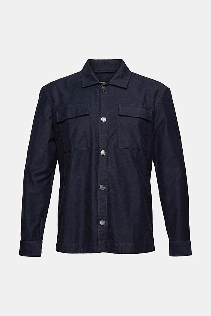 Shirts woven Overshirt Fit