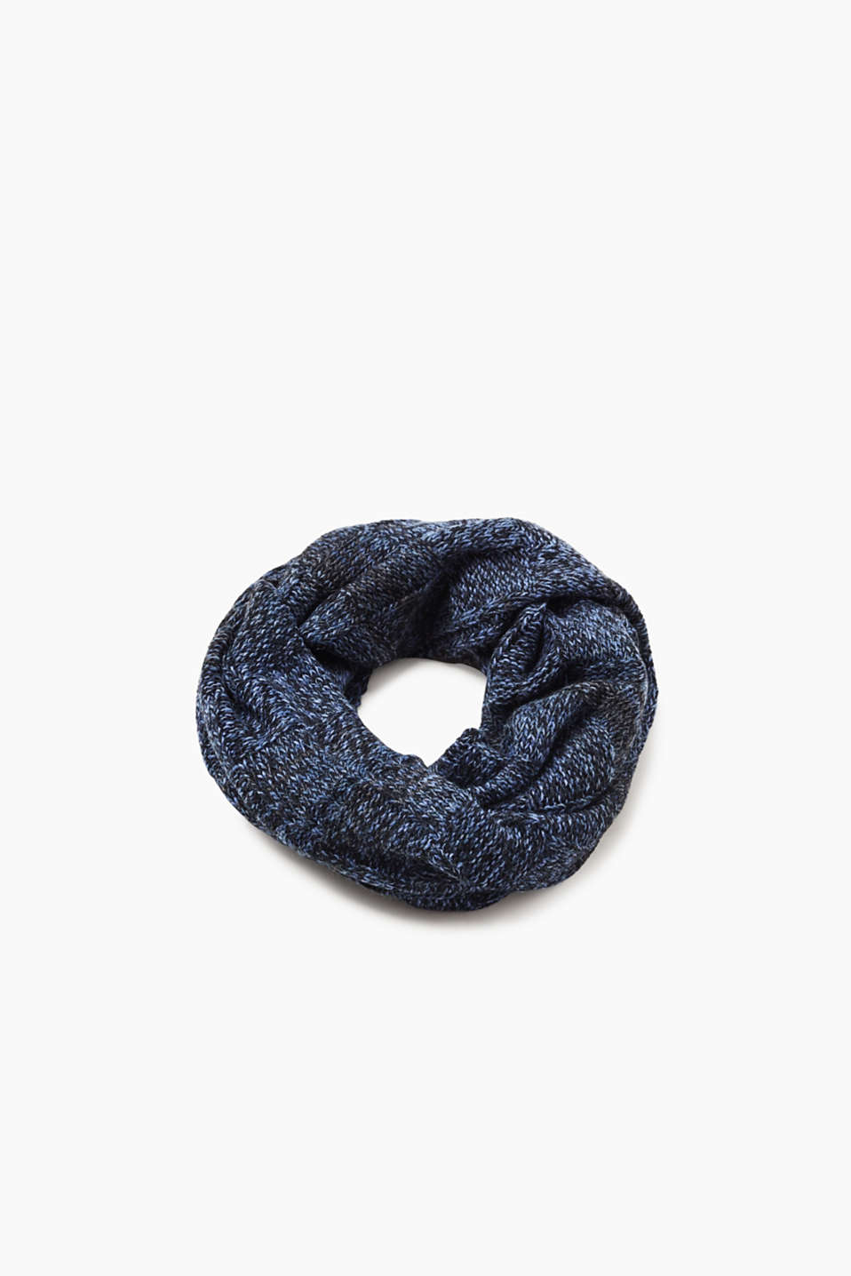 edc - Fine snood with a wool alpaca blend